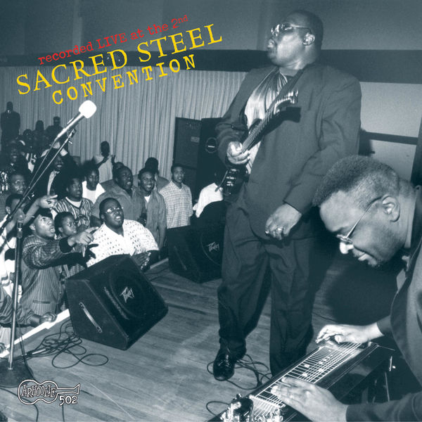 Various Artists - Recorded Live at the Second Sacred Steel Convention