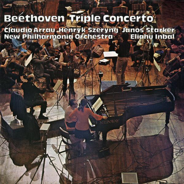 Claudio Arrau - Beethoven: Triple Concerto