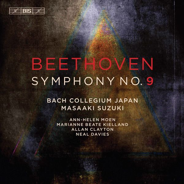 "Bach Collegium Japan - Beethoven: Symphony No. 9 in D Minor, Op. 125 ""Choral"" (Live)"