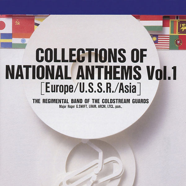 Album Collections Of National Anthems, Vol  1 (Europe