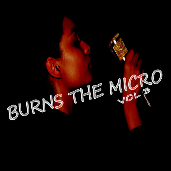 Dragon Killa - Burns The Micro, Vol. 3