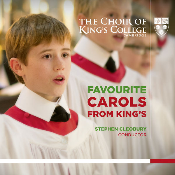 Stephen Cleobury - Favourite Carols from King's