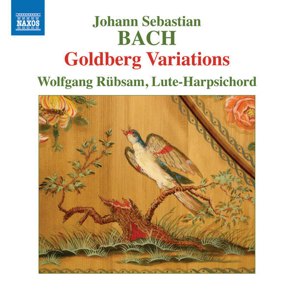 Wolfgang Rübsam - Bach: Goldberg Variations, BWV 988