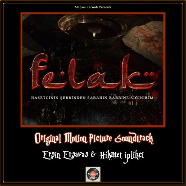 Ersin Ersavaş - Felak (Original Motion Picture Soundtrack)