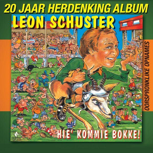 Leon Schuster Hie' Kommie Bokke!