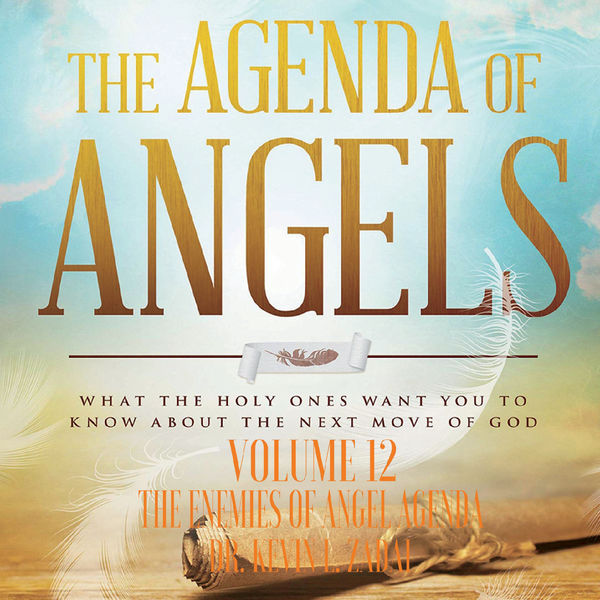 Dr. Kevin L. Zadai - The Agenda of Angels, Volume: 12: The Enemies of Angel Agenda