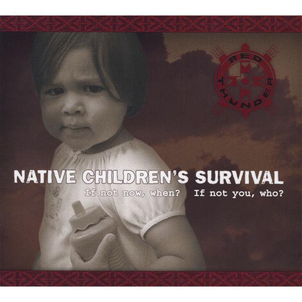 Robby Romero & Red Thunder - Native Children's Survival