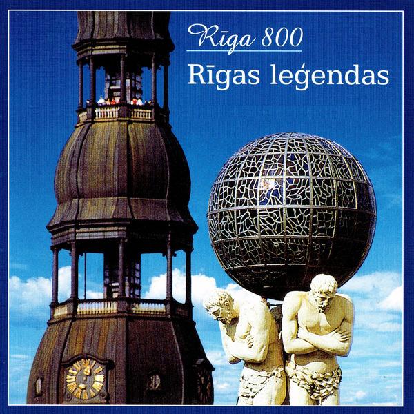 Kaspars Putnins|Rīgai 800 - Rīgas Leģendas