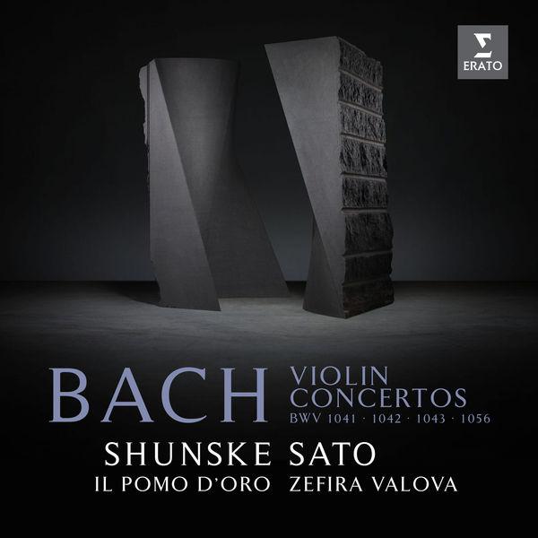 Shunske Sato Bach: Violin Concertos