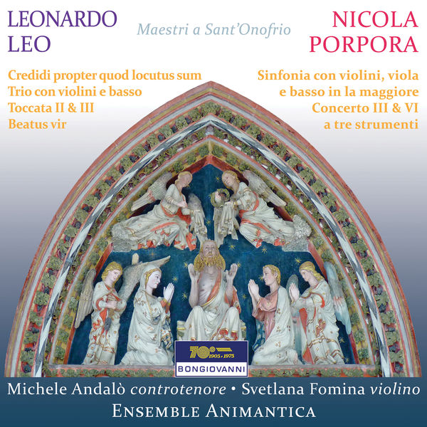 Svetlana Fomina - Nicola Porpora & Leonardo Leo: Chamber Works