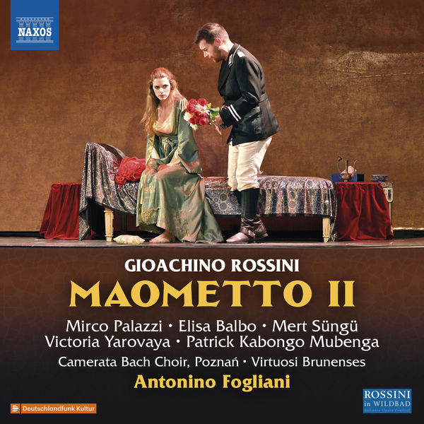 Merto Süngü - Rossini: Maometto II