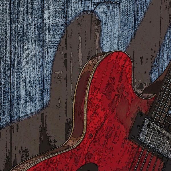 Hugo Montenegro - Guitar Town Music