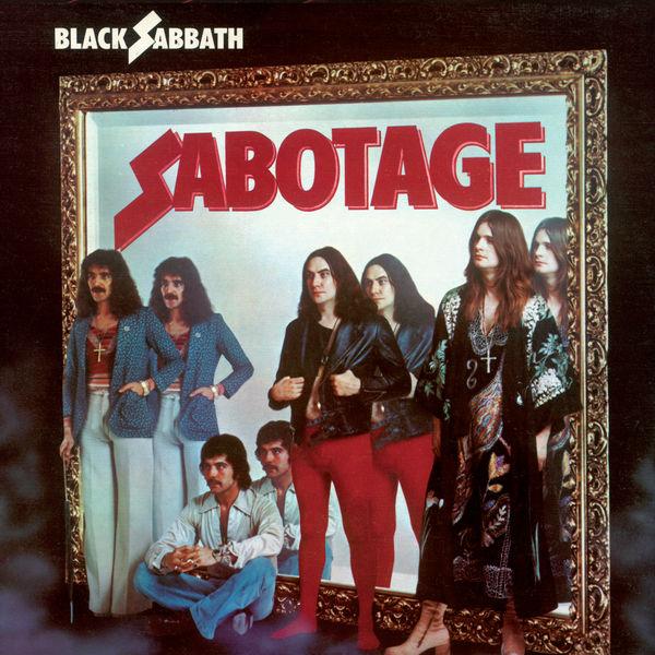 Black Sabbath Sabotage  (2021 - Remaster)