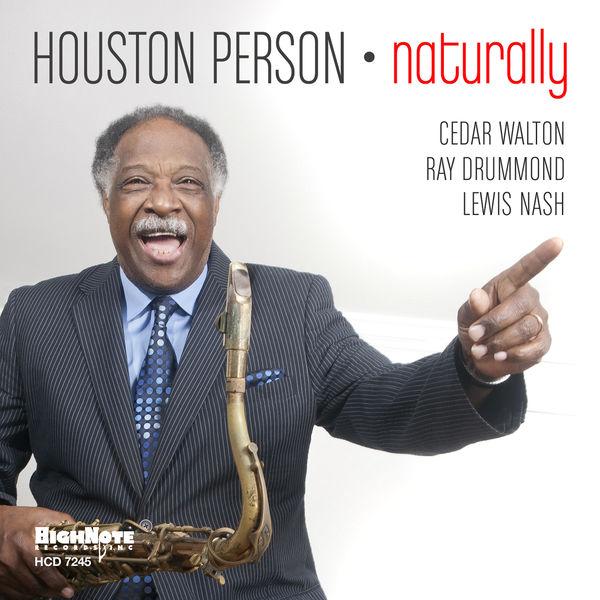 Houston Person - Naturally