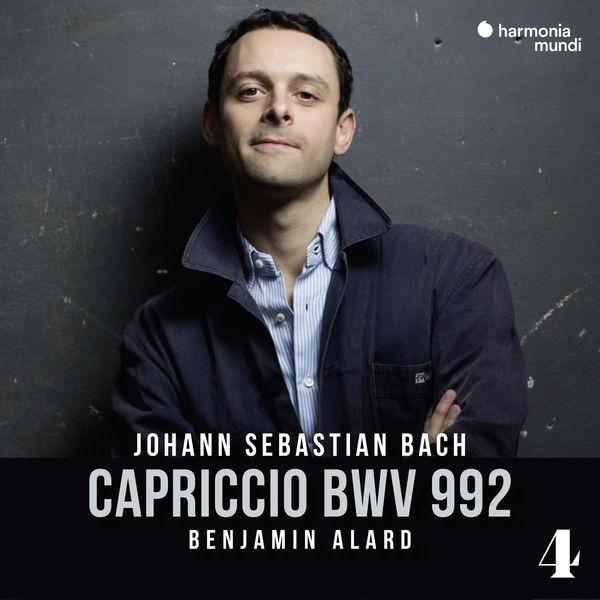 Benjamin Alard - J.S. Bach: Capriccio in B Major, BWV 992, 4