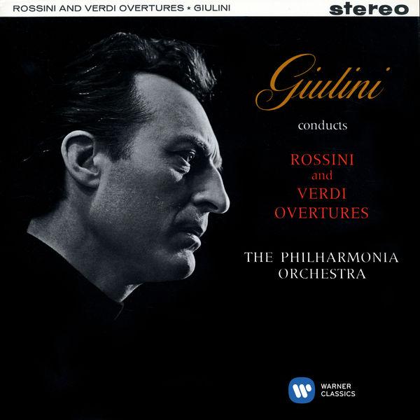 Carlo Maria Giulini - Rossini & Verdi: Overtures