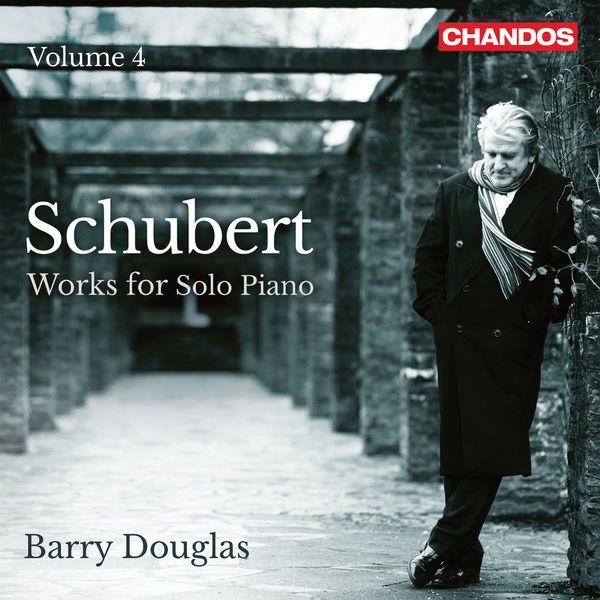 Barry Douglas - Schubert: Works for Solo Piano, Vol. 4