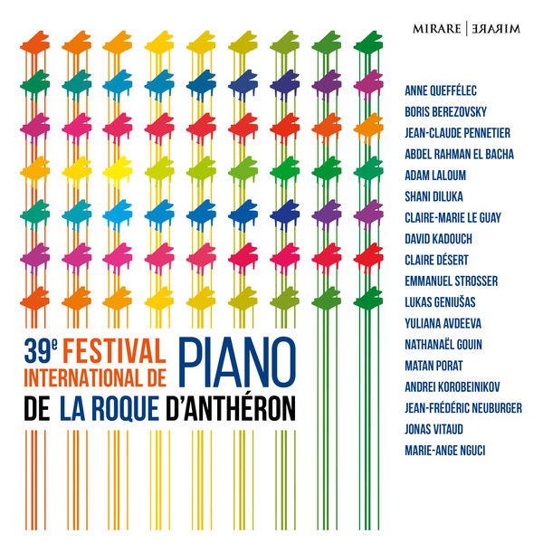 Various Artists - 39ème Festival International de Piano de La Roque d'Anthéron
