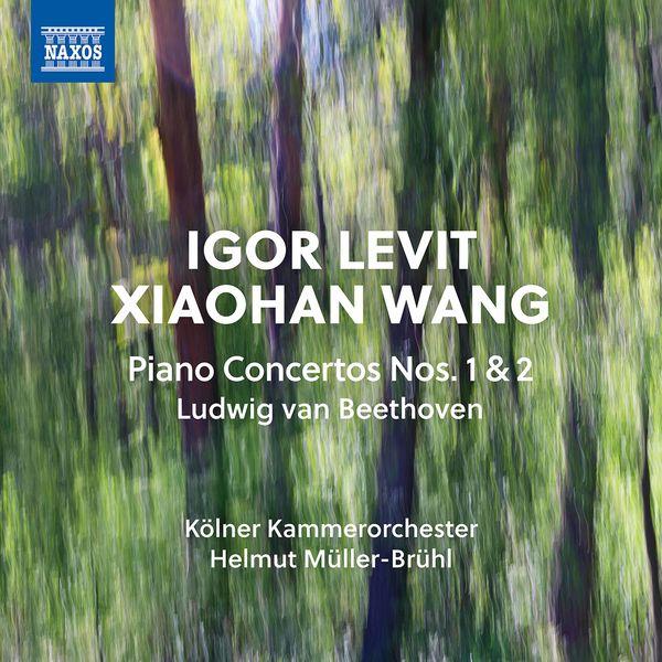 Igor Levit - Beethoven: Piano Concertos Nos. 1 & 2 (Live)