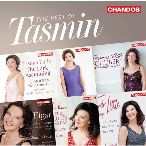 Tasmin Little - The Best of Tasmin