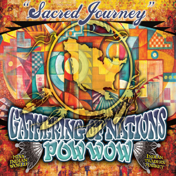 Gathering of Nations Pow Wow - Sacred Journey