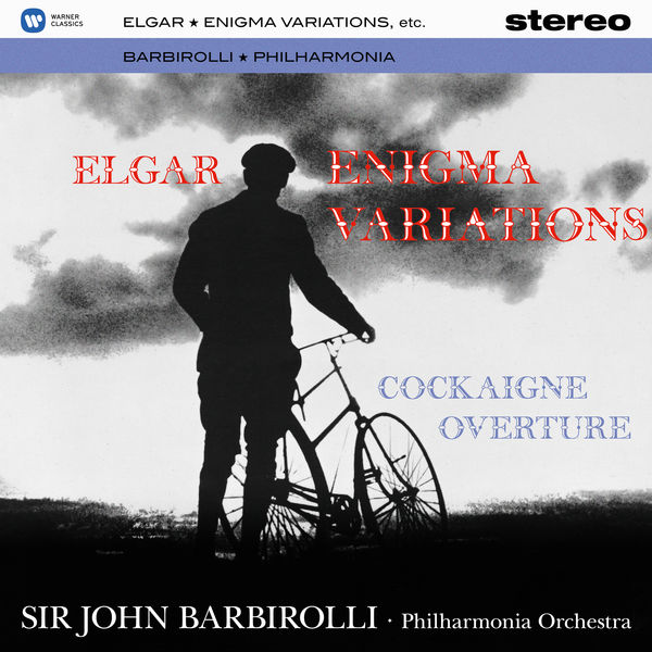 Sir John Barbirolli - Elgar: Enigma Variations, Op. 36 & Cockaigne Overture, Op. 40