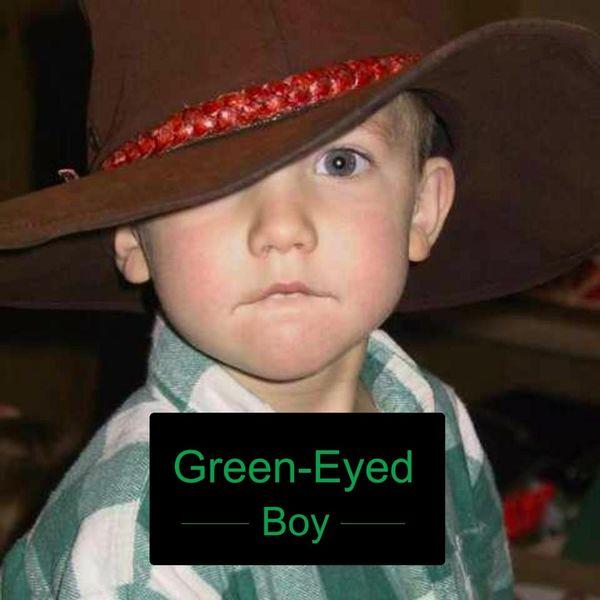 Natalie Stewart - Green Eyed Boy
