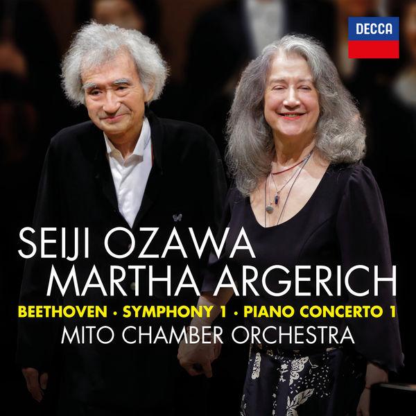 Martha Argerich - Beethoven : Symphony No.1 - Piano Concerto No.1
