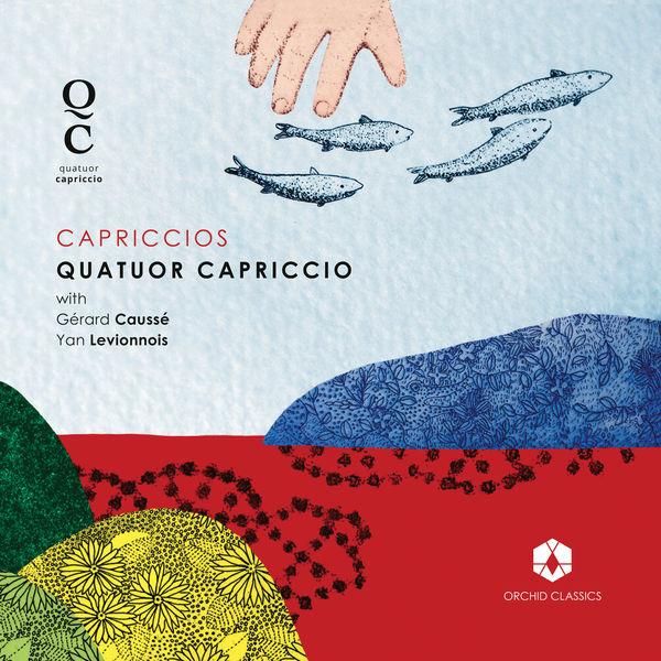 Quatuor Capriccio Capriccios