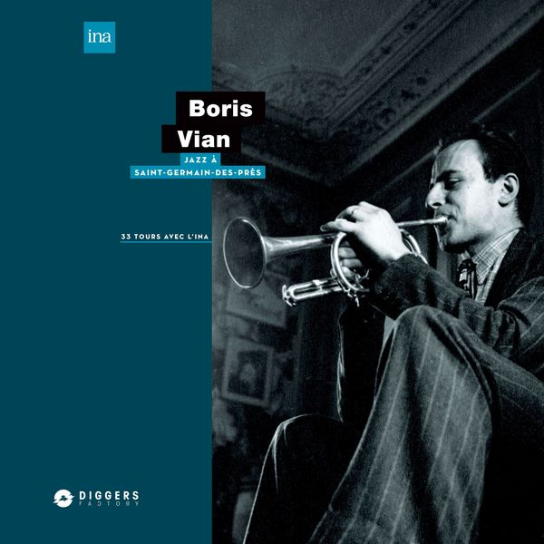 Boris Vian - Jazz à Saint-Germain-Des-Prés