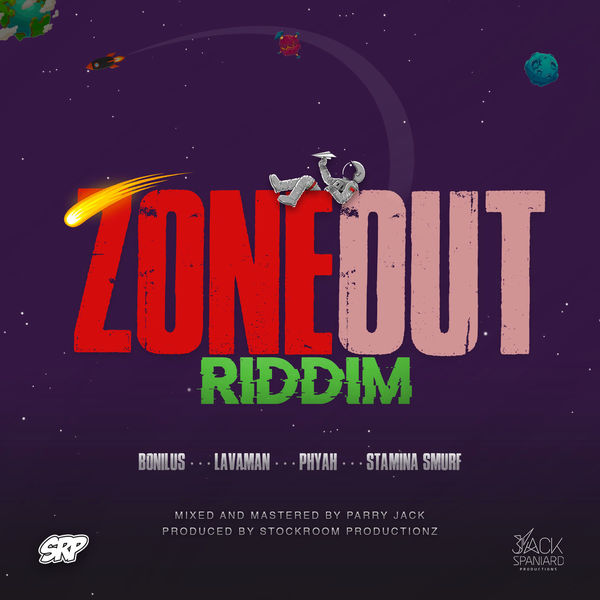 Various Artists - Zone out Riddim