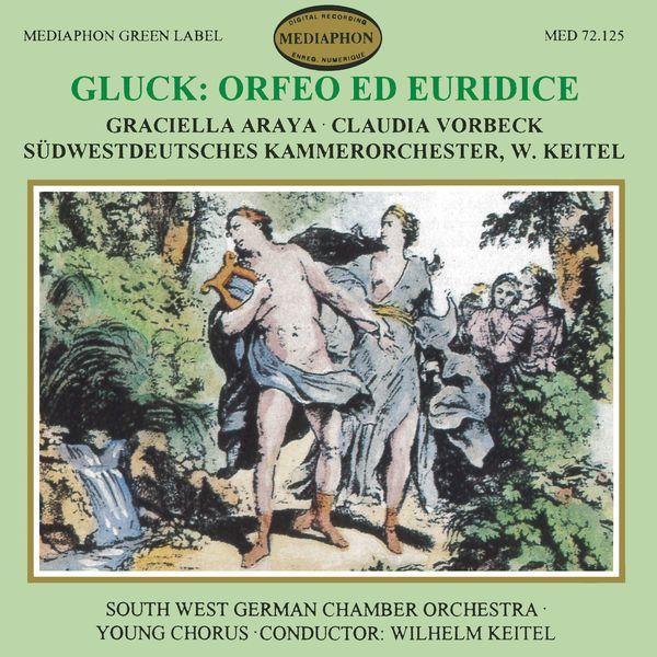 Südwestdeutsches Kammerorchester Pforzheim - Gluck: Orfeo ed Euridice, Wq. 30