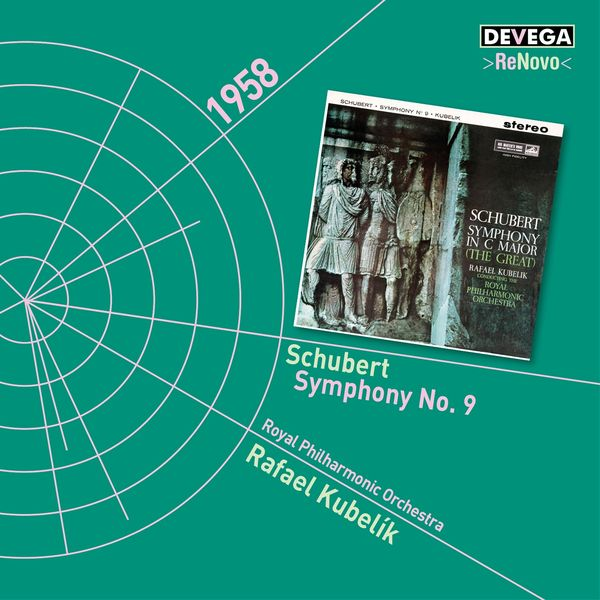 Rafael Kubelik - Schubert: Symphony No. 9 in C major, D. 944 'Great'