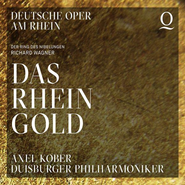 Axel Kober - Wagner: Das Rheingold