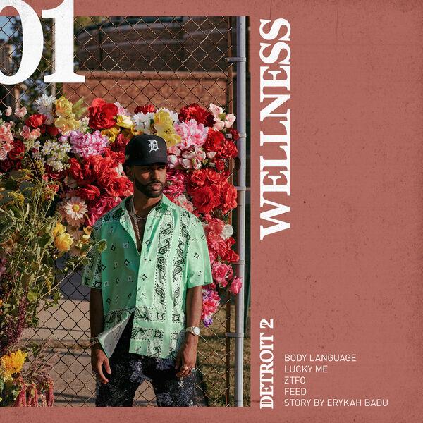Big Sean - Detroit 2: Wellness