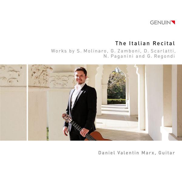 Claudio Giuliani The Italian Recital