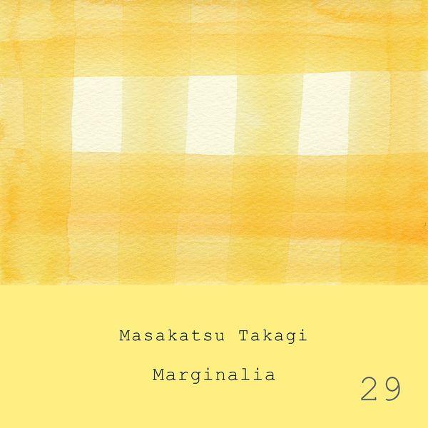 Takagi Masakatsu - Marginalia #29
