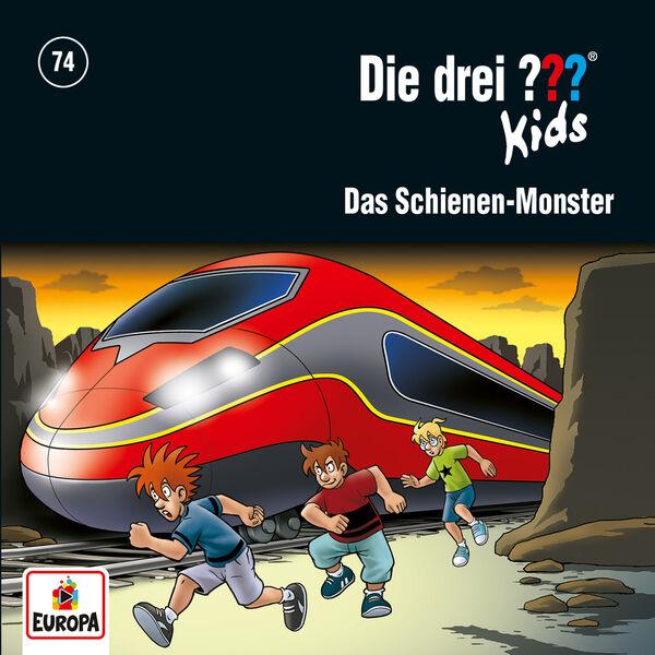 Die Drei ??? Kids - 074/Das Schienen-Monster