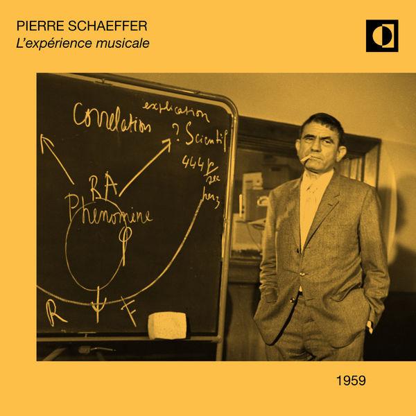 Pierre Schaeffer L'expérience musicale