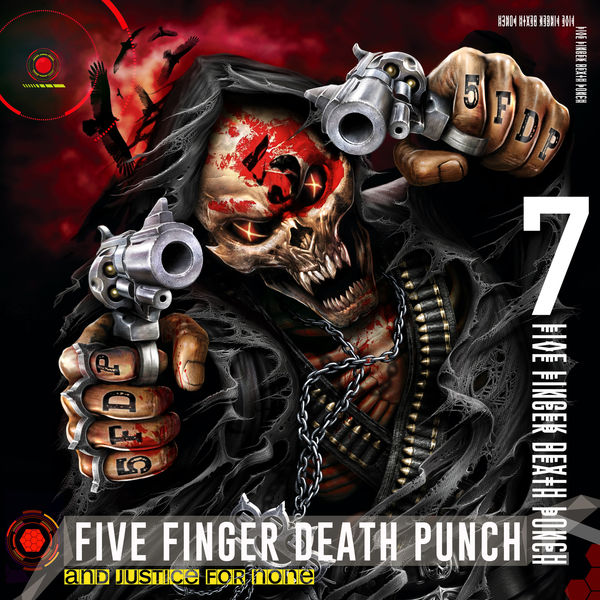 Five finger death punch — the wrong side of heaven and the.