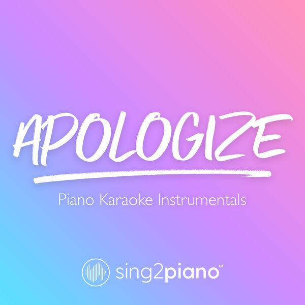 Sing2Piano - Apologize