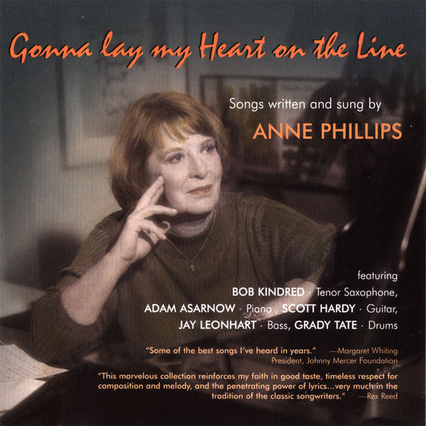 Anne Phillips - Gonna Lay My Heart on the Line