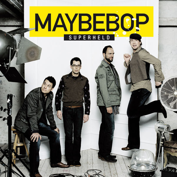 Maybebop - Superheld