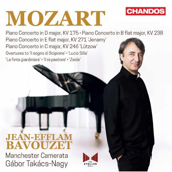 Jean-Efflam Bavouzet - Mozart : Piano Concertos Nos. 5, 6 & 9