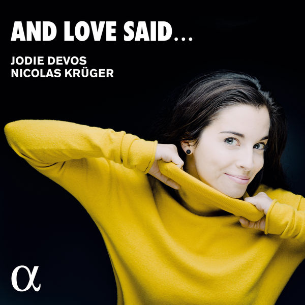 Jodie Devos - And Love Said...