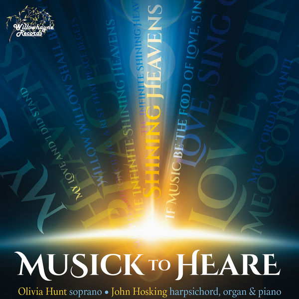 Olivia Hunt - Musick to Heare