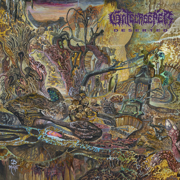 Gatecreeper - Boiled Over
