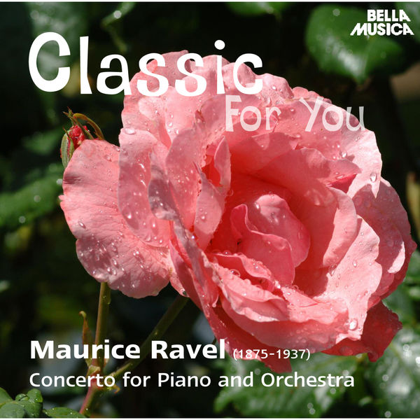 Slovak Radio Symphony Orchestra - Classic for You: Ravel: Concerto for Piano and Orchestra