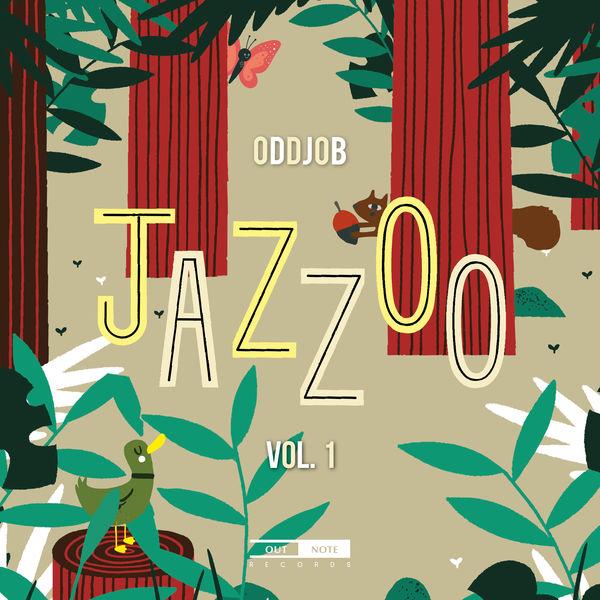 Oddjob - Jazzoo, Vol. 1