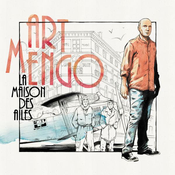 Art Mengo - La maison des ailes